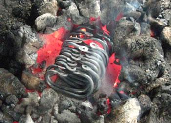 grips in fire